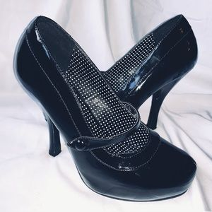 🖤 Pleaser | Mary Jane Pumps